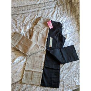 DICKIES 2 pairs of uniform pants